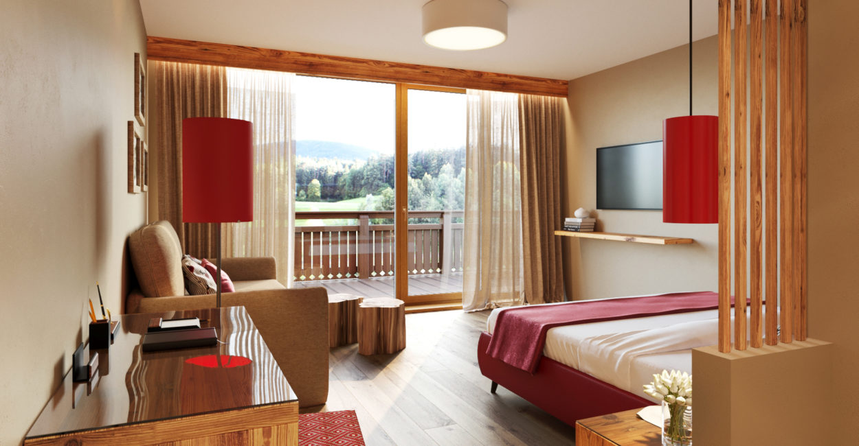 River Hotel Post Js1